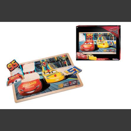 Eichhorn Disney Cars 3 Steckpuzzle