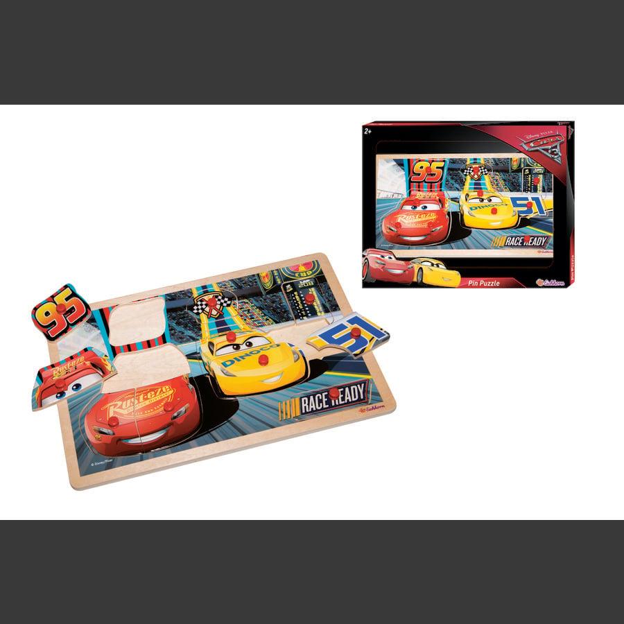 Eichhorn Puzzle à enficher Disney Cars 3