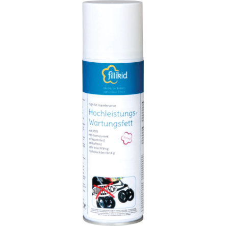 fillikid Olio lubrificante per passeggini 300 ml