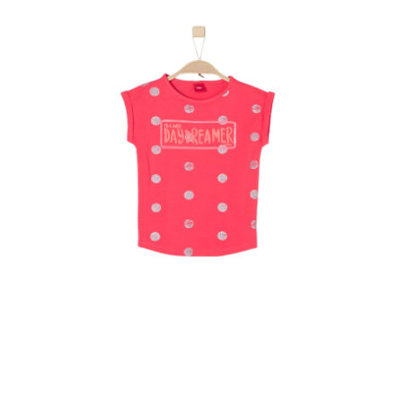 s.Oliver Girl s T-Shirt paars roze