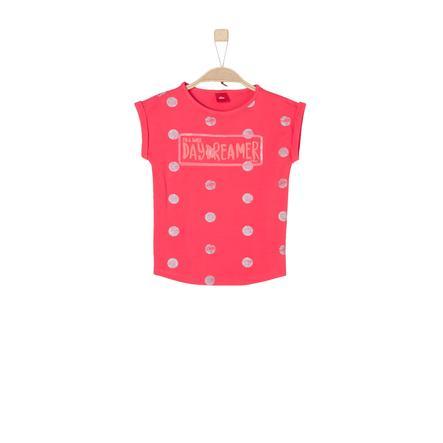 s.Oliver Girl s T-Shirt rosa púrpura