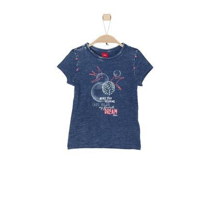 s.Oliver Girl s T-Shirt indigo