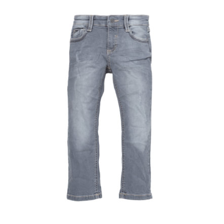 s.Oliver Boys Jeans grey/black denim stretch slim