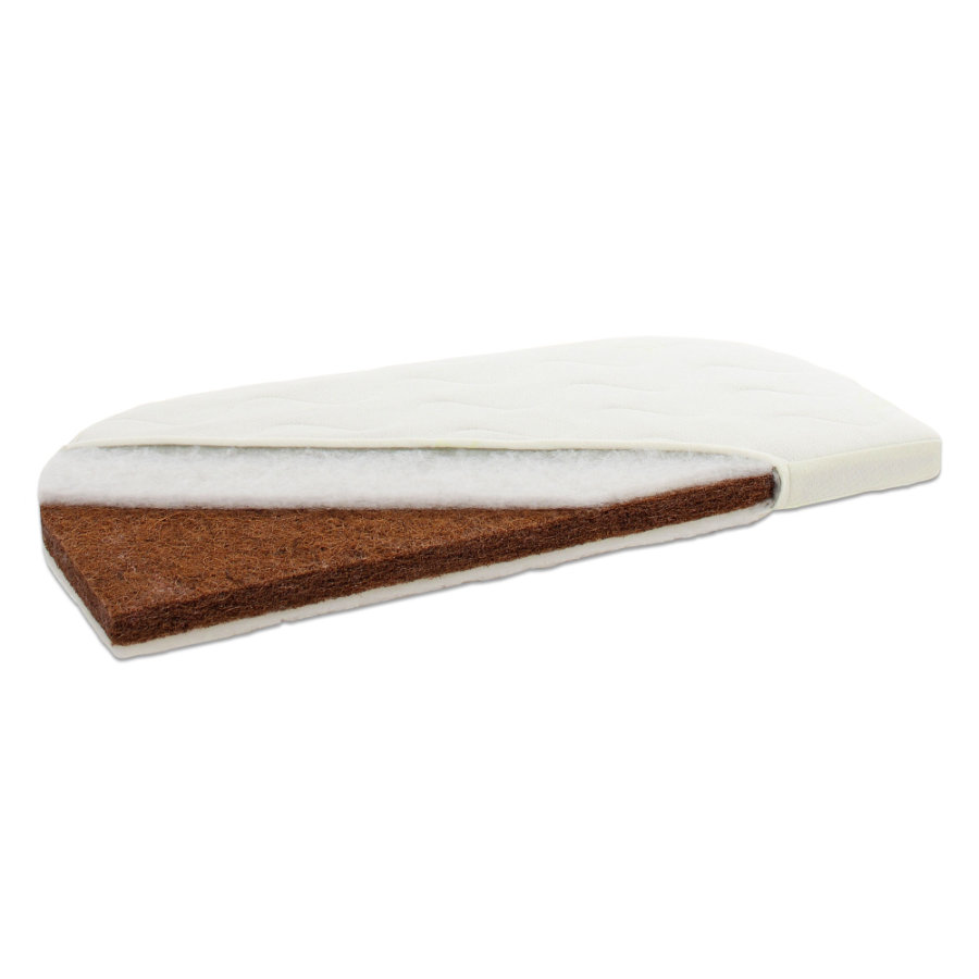 babybay Matelas pour lit cododo Comfort/Boxspring Comfort Greenfirst coco 89x45 cm