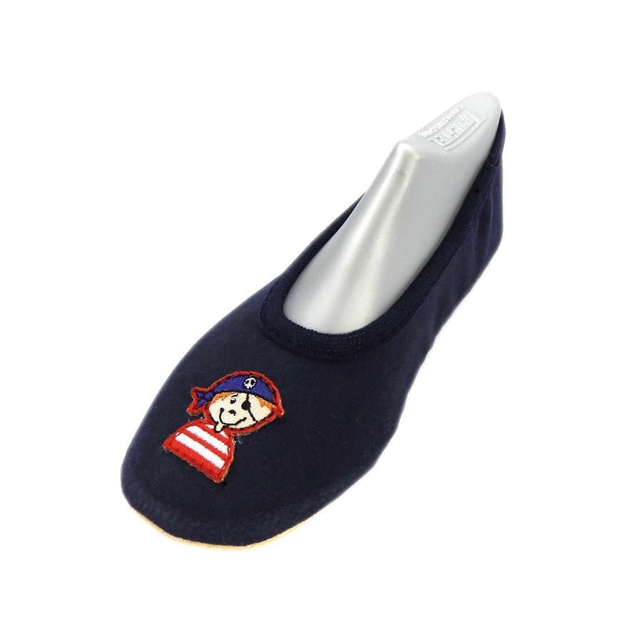 Trostel Boys scarpa da ginnastica pirata scarpa da ginnastica blu scuro