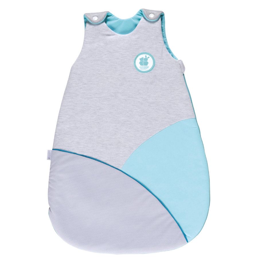 candide Babyschlafsack Cosy air+ Turkoois