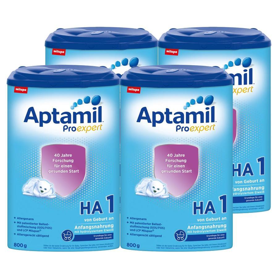 Aptamil Proexpert HA 1 Anfangsmilch 4 x 800 g