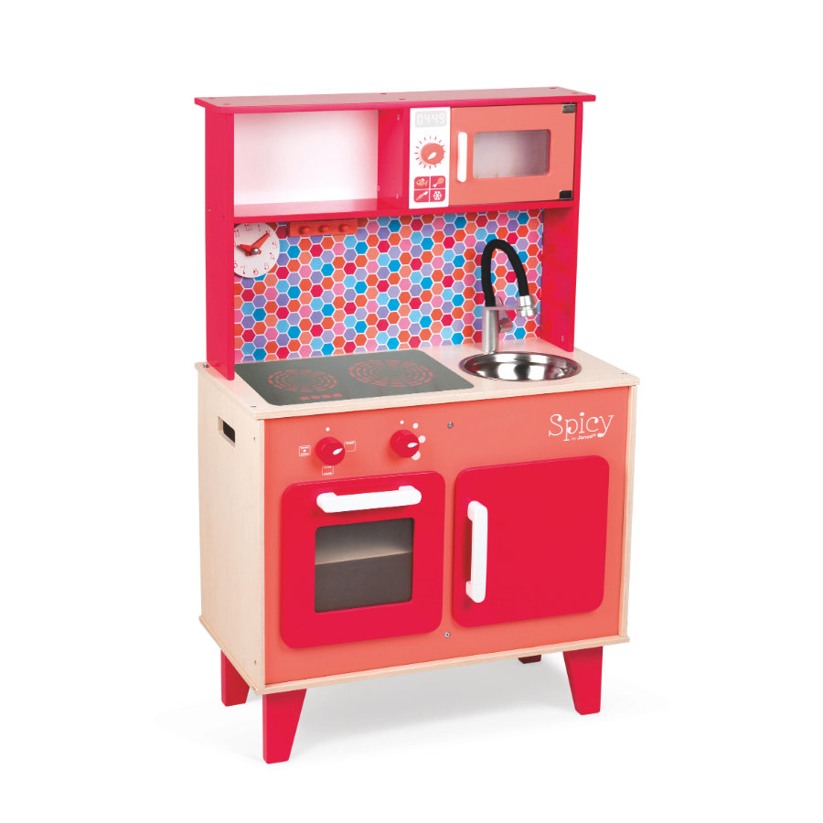 """Janod® cocina """"Picante"""" sin accesorios"""