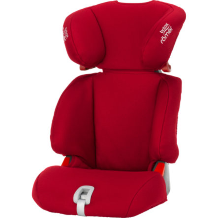 Britax Bilbarnstol Discovery SL Flame Red