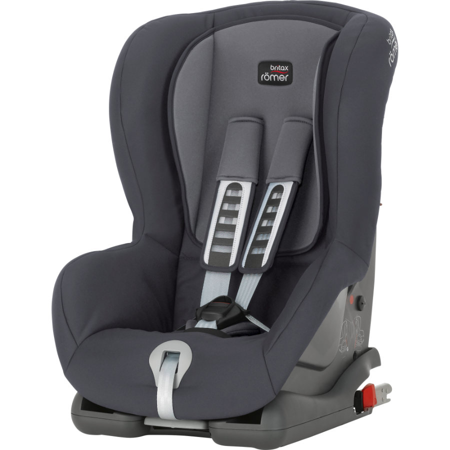 BRITAX RÖMER Autostoel Duo Plus Storm Grey
