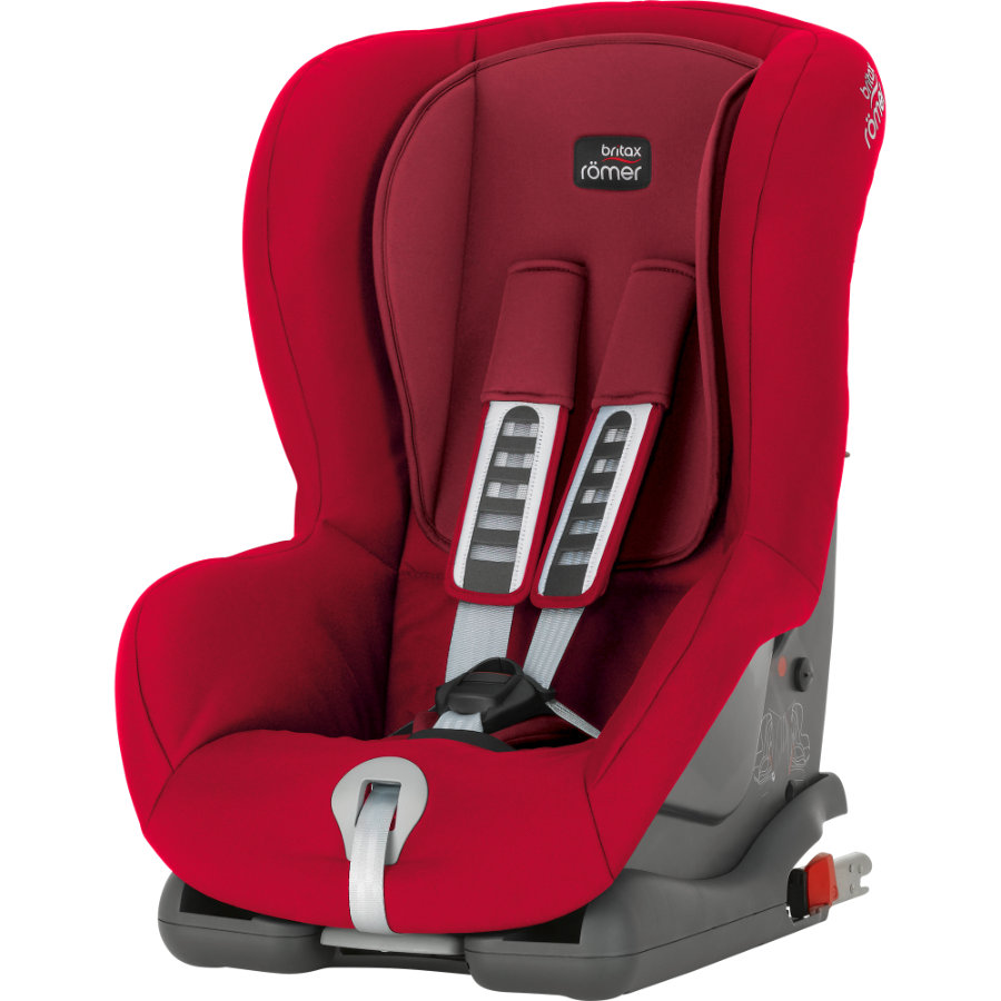 Britax Römer Kindersitz Duo plus Flame Red