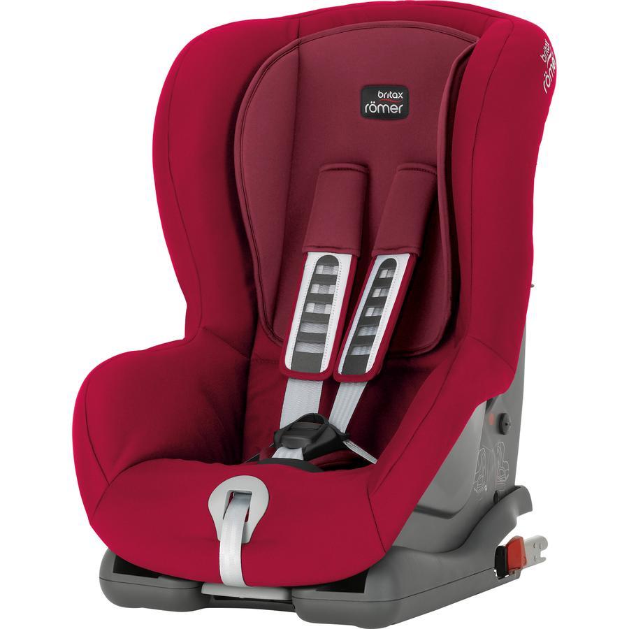 BRITAX RÖMER Seggiolino auto Duo Plus Flame Red, rosso