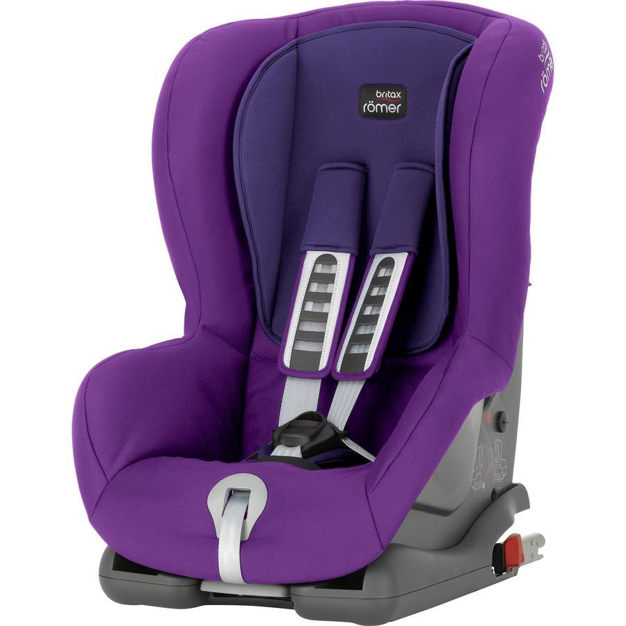 Britax Römer Siège auto Duo plus Mineral Purple, modèle 2016