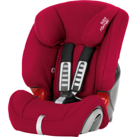 britax römer Evolva 123 2016 Flame Red
