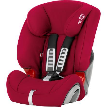 britax römer Fotelik samochodowy Evolva 123 Flame Red