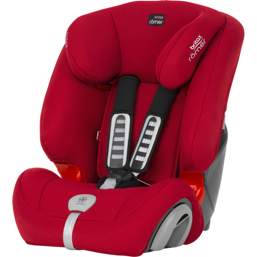 Britax Römer Kindersitz Evolva 123 plus Flame Red