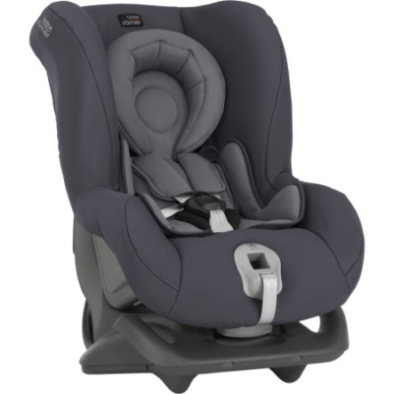britax r mer first class plus turvaistuin storm grey. Black Bedroom Furniture Sets. Home Design Ideas