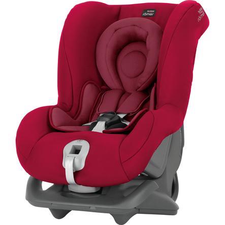 BRITAX RÖMER Seggiolino auto First Class Plus Flame Red, rosso