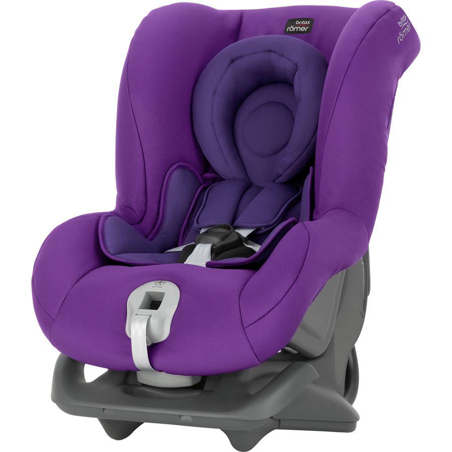 Britax Römer Siège auto First Class plus Mineral Purple, modèle 2016