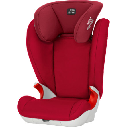 BRITAX Bilbarnstol Kid II Flame Red