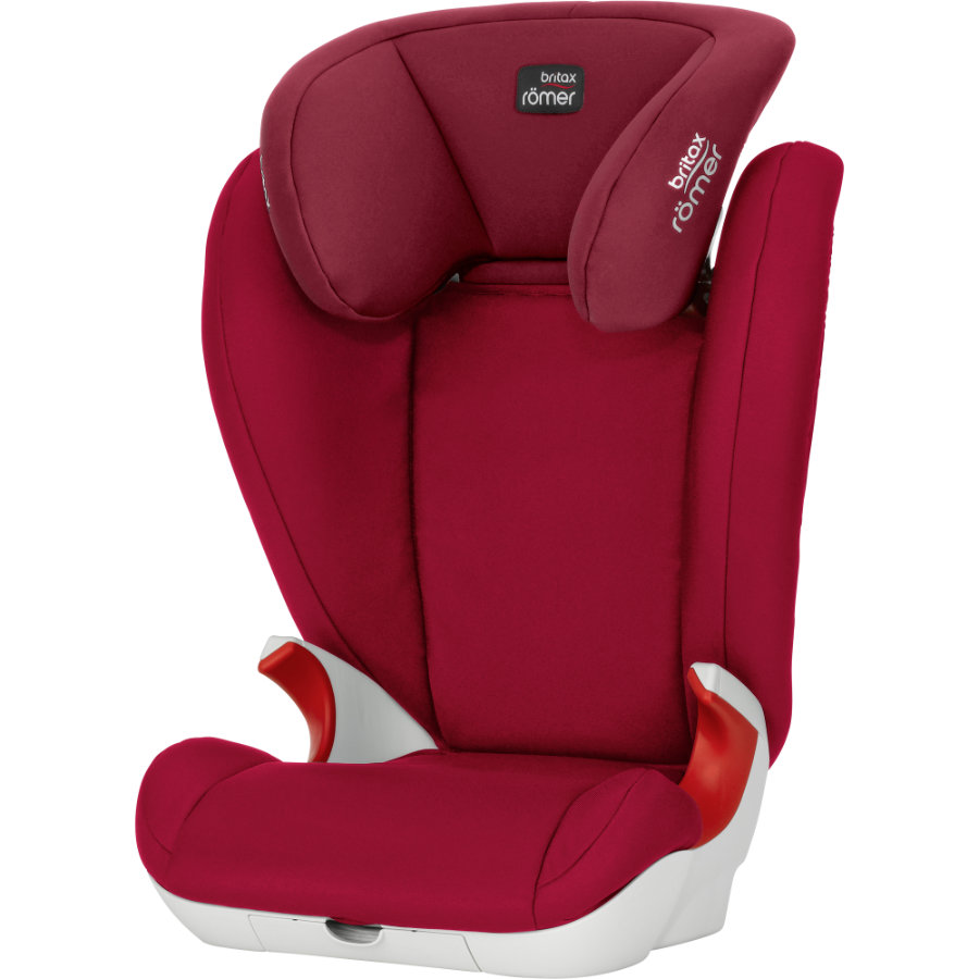 BRITAX RÖMER Autostoel Kid II Flame Red