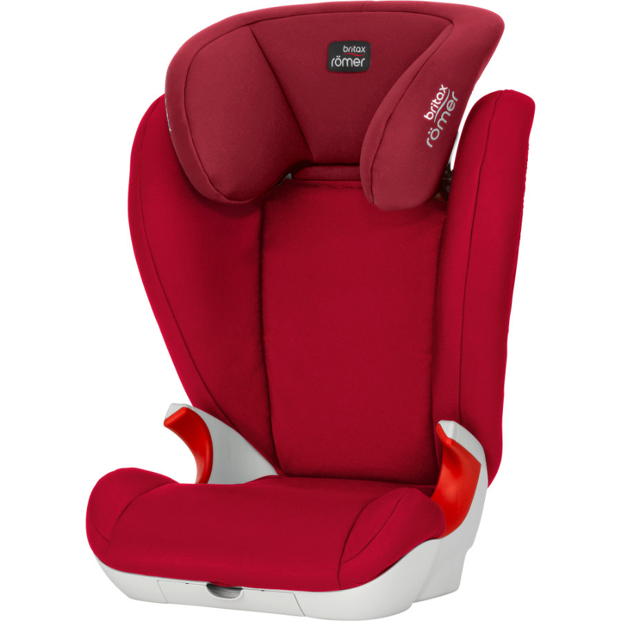 Britax Römer Kindersitz Kid II Flame Red