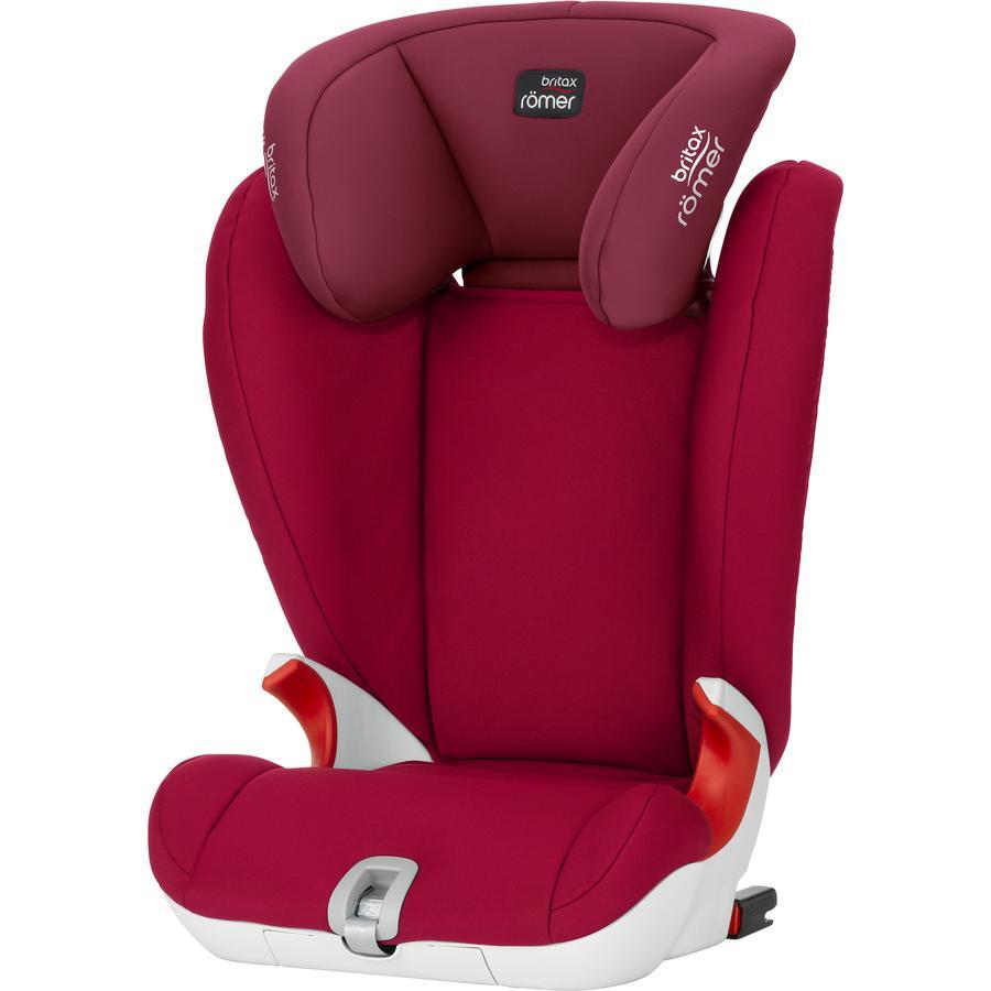 BRITAX RÖMER Autostoel Kidfix SL Flame Red