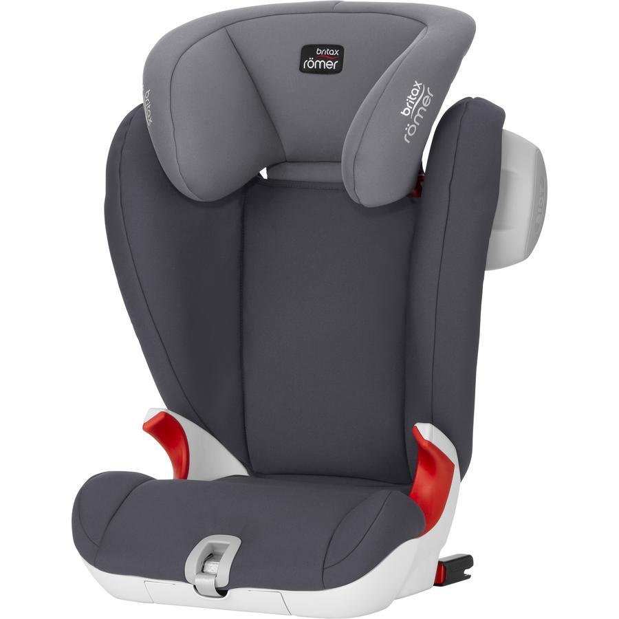 Britax Römer Kindersitz Kidfix SL SICT Steel Grey