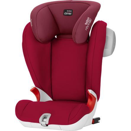 britax römer silla de coche Kidfix SL SICT Flame Red