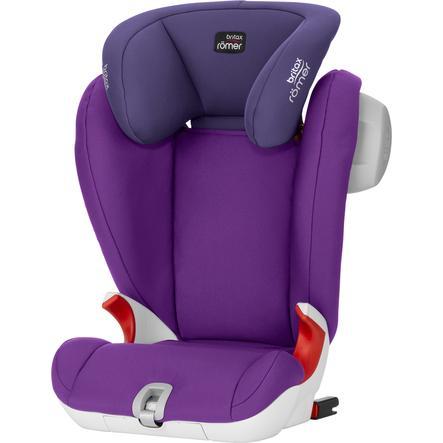 Britax Römer Siège auto Kidfix SL SICT Mineral Purple, modèle 2016