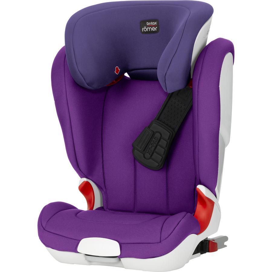BRITAX RÖMER Seggiolino auto KIDFIX XP Mineral Purple, viola