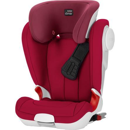 Britax Römer Kindersitz Kidfix XP SICT Flame Red