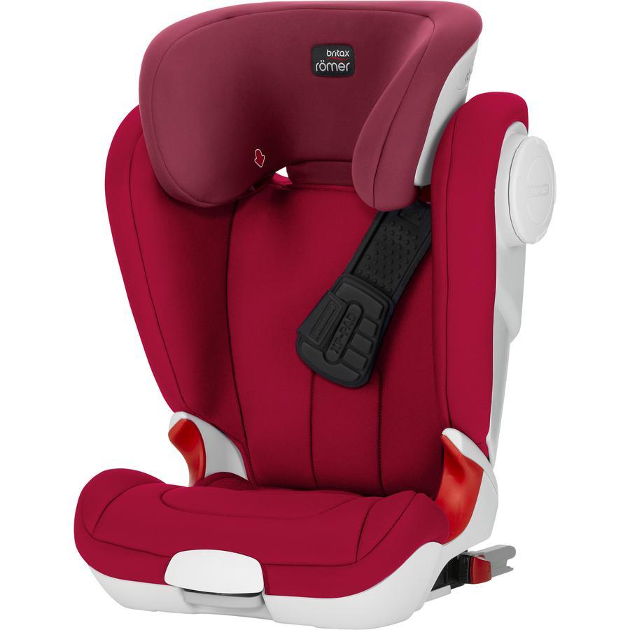 BRITAX RÖMER Autostoel KIDFIX XP SICT Flame Red