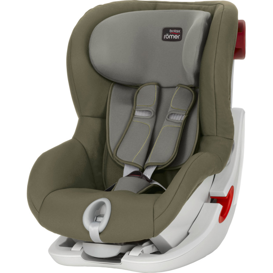 Britax Römer Car Seat King II Olive Green