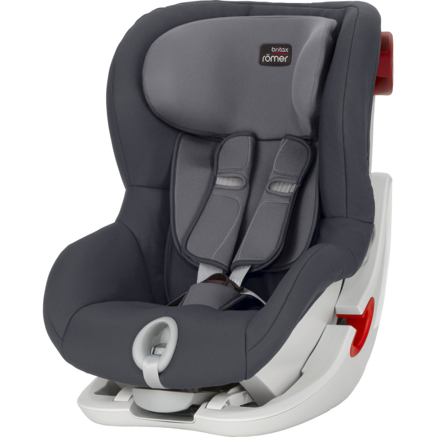 britax r mer bilstol king ii storm grey. Black Bedroom Furniture Sets. Home Design Ideas