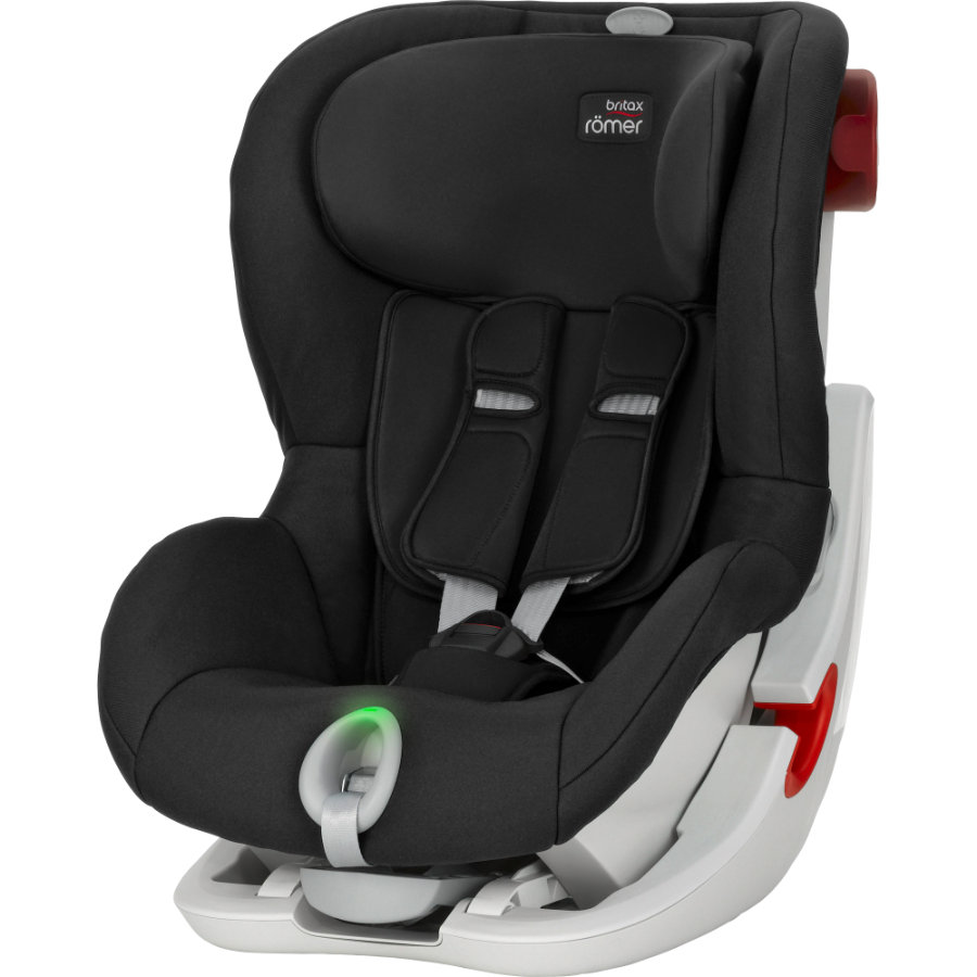 britax r mer kindersitz king ii ls cosmos black. Black Bedroom Furniture Sets. Home Design Ideas