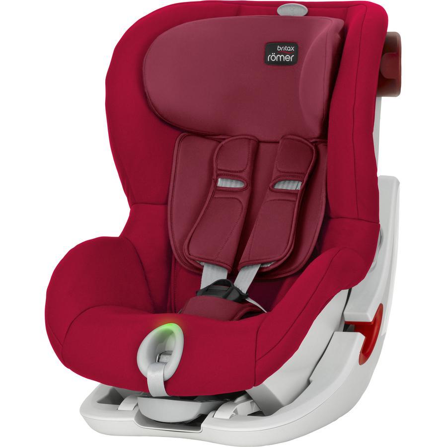 BRITAX RÖMER Autostoel King II LS Flame Red