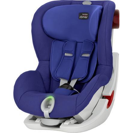 BRITAX RÖMER Fotelik samochodowy King II LS Ocean Blue
