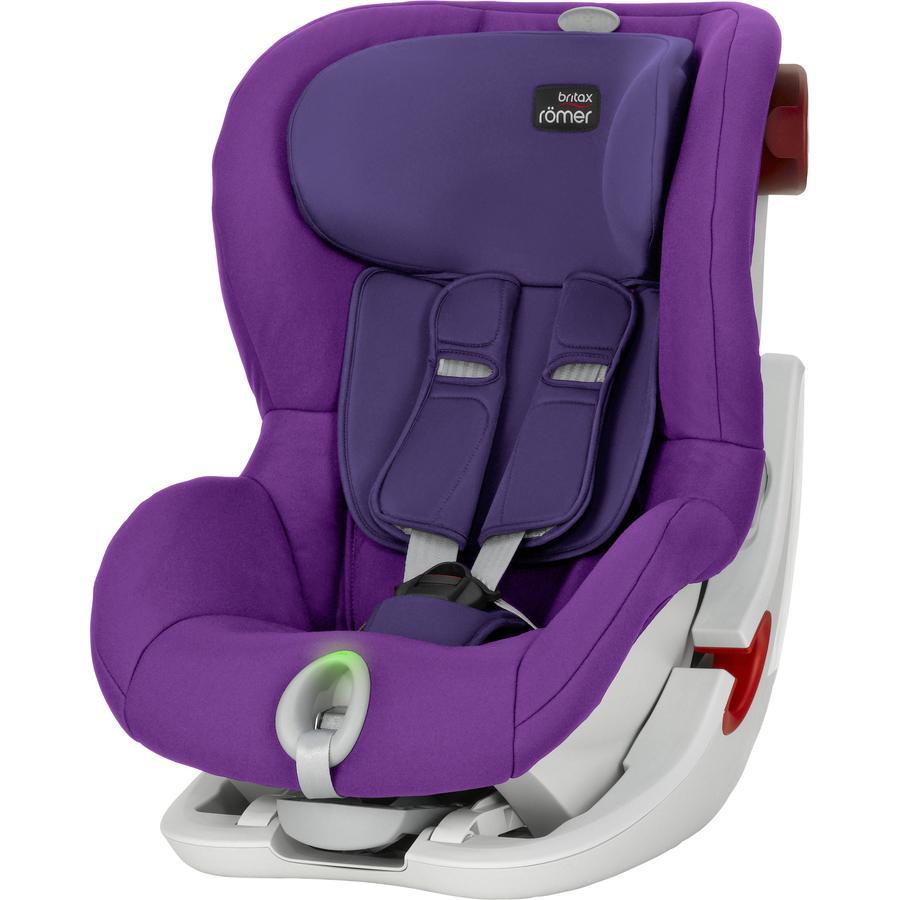 BRITAX RÖMER Fotelik samochodowy King II LS Mineral Purple