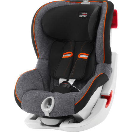 britax r mer kindersitz king ii ls black marble. Black Bedroom Furniture Sets. Home Design Ideas