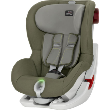 britax r mer kindersitz king ii ls olive green baby. Black Bedroom Furniture Sets. Home Design Ideas