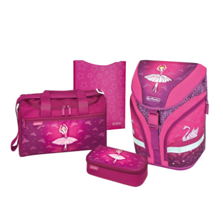 herlitz Schulranzen Motion Plus Set - Ballerina
