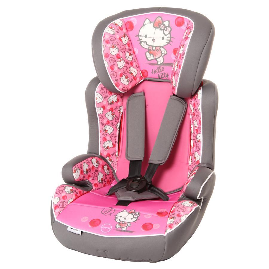 osann Bilbarnstol Lupo Hello Kitty pink