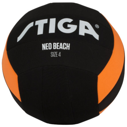 STIGA SPORTS Volleyball Ball black / orange
