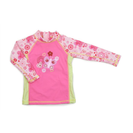 DIMO Bade-Shirt UV-Schutz pink