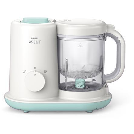 Philips Avent Effektiv køkkenmaskine til babymad SCF862/02