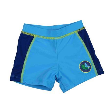 Pantalón de baño retro DIMO azul