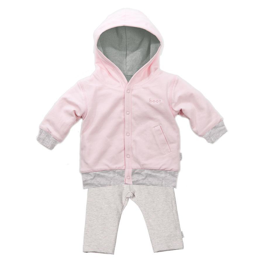 b.e.s.s Zestaw dla niemowląt różowy