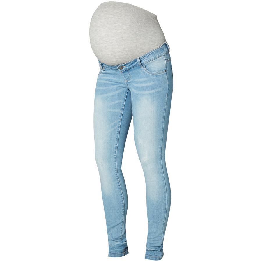 mama licious MLSCRATCH těhotenské džíny délka: 34