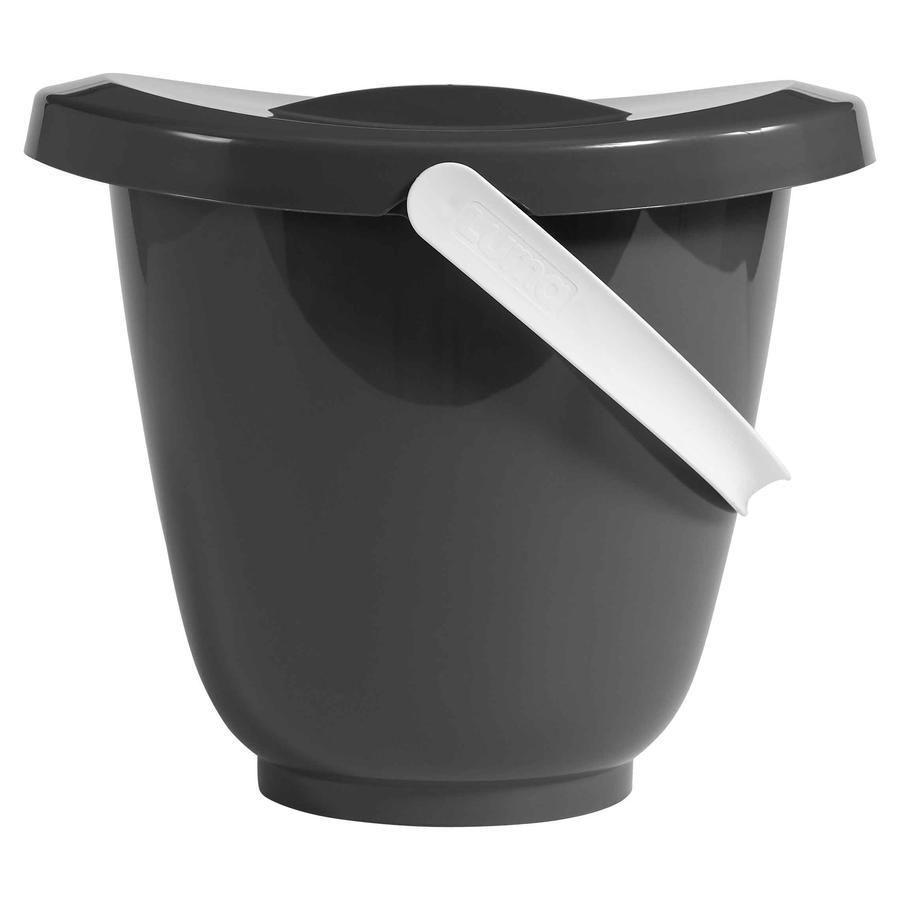 Luma® Babycare Secchio per pannolini Dark Grey